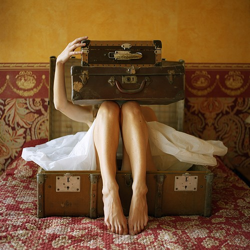 Lady With Suitcases.docx