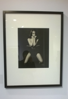 Christine Keeler by Lewis Morley, 1963 at My Generation Exhibition, 2018