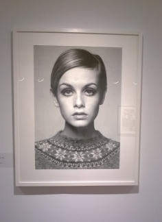 Twiggy by Barry Lategan, 1966 at My Generation, 2018