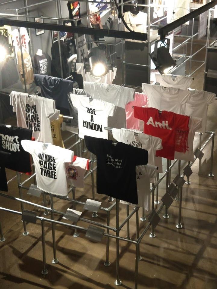 T-Shirt Line Up 2
